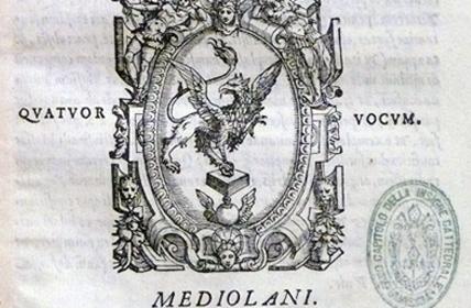 Archivio Capitolare Di Pistoia Libri A Stampa